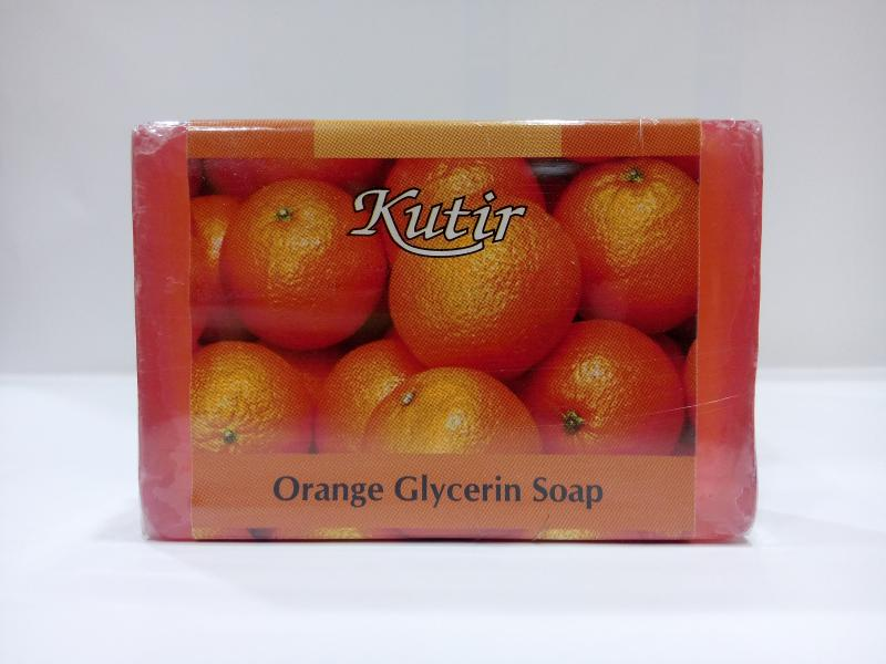 Orange Glycerin Soap